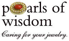 Pearls of Wisdom - Caring for your jewelry