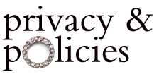 Privacy & Policies